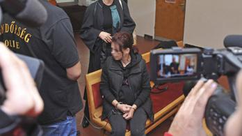 Előzetesbe került a ceglédi csecsemőgyilkossággal vádolt nő