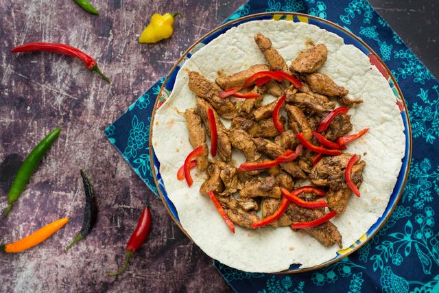 kínai ötfűszeres csirke