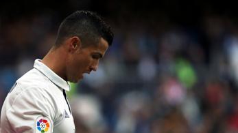 150 millió eurós adóelkerüléssel vádolják Ronaldo