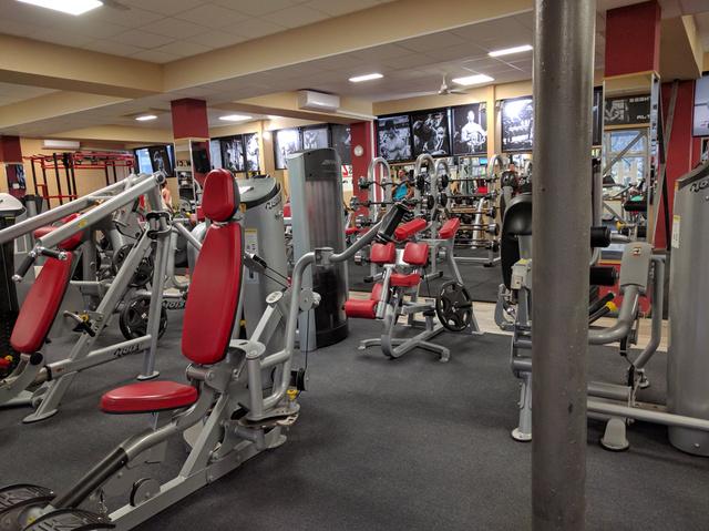 Chili Fitness 2: 1600 négyzetméteren mindennek jut hely