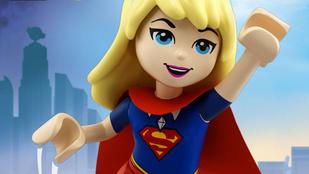 A Lego szuperhőslányok nem félnek szétrúgni a gonoszok seggét!