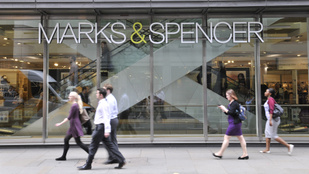 Már nem sokáig lesz Marks & Spencerünk
