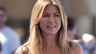 Jennifer Anistont nem lehet leírni annyival, hogy egy boldogtalan nő, akinek nem született gyereke