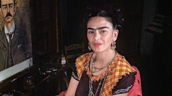 Frida Kahlo színes káosza