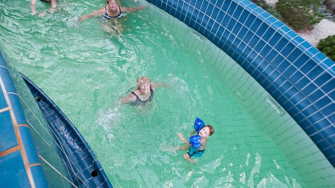 Négy fürdő télire, ahol sem a szülők, sem a gyerekek nem fognak unatkozni