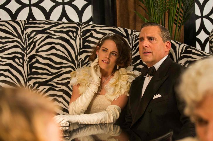 Kristen Steward és Steve Carell