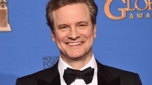 Colin Firth akkor is úr marad, ha nem akar