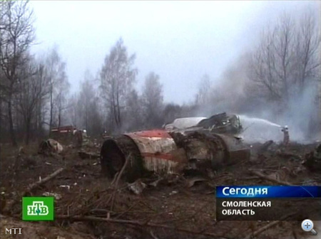 A gépen orosz kormányzati források szerint 132-en utaztak