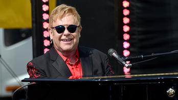 Elton John fotógyűjteményét mutatja be a londoni Tate Modern