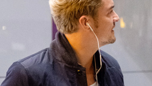Most már sosem lesz normális színű Orlando Bloom haja?