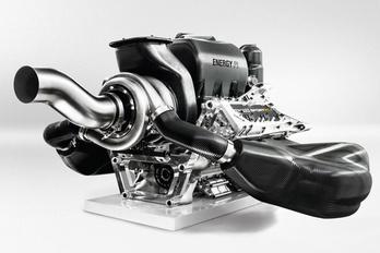 Új F1-es motort készít a Renault