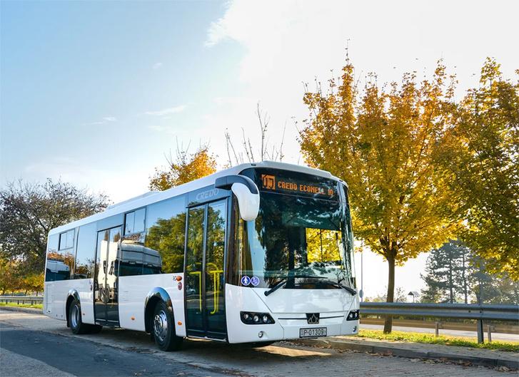 EU-s támogatásból fejlesztette ki a Kravtex az új 10 méteres járműcsaládját