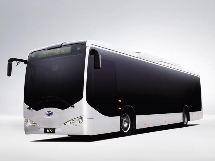 A kínai BYD komáromi gyárában készülnek majd az új magyar elektromos buszok?