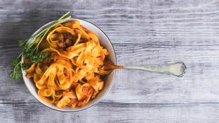 Olasz tészta: amit szabad, és ami tilos