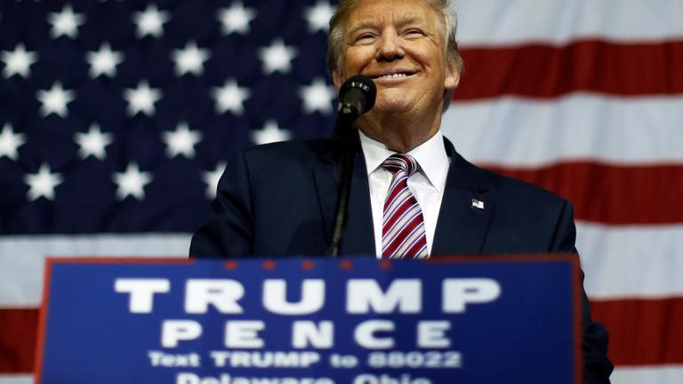 Trump első nagy sajtótájékoztatóját tartja megválasztása óta