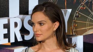 Natalie Portman mindig szép, de terhesen még szebb