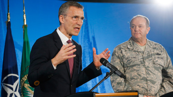 Megvolt az első egyeztetés Trump és a NATO-főtitkár között