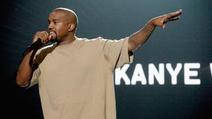 Nagy a baj: Kanye West tényleg elnök akar lenni