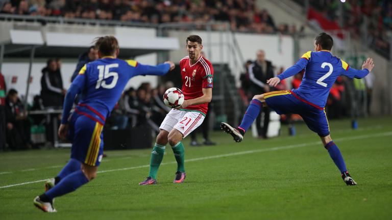 Magyarország-Andorra