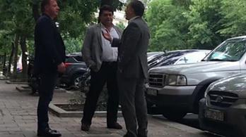 Egy Soros-közeli bankár tárgyalt Rogán bizalmasánál