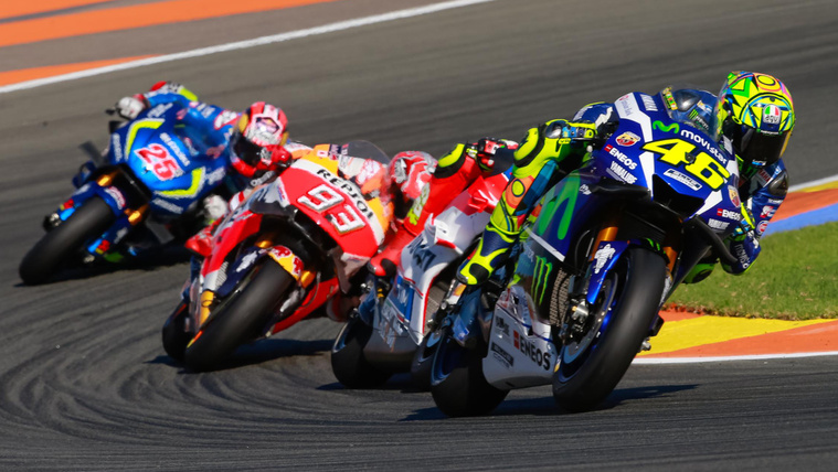 Ciao, MotoGP!