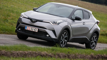 Már ufót is gyárt a Toyota