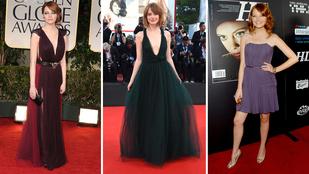 Ennyit változott Emma Stone stílusa az elmúlt 10 évben