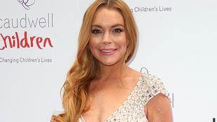 Lindsay Lohan miatt vertek össze egy férfit Las Vegasban