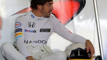 Alonso: Legközelebb belemegyek Vettelbe