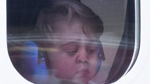 György hercegnek sűrűbb programja volt idén, mint Donald Trumpnak