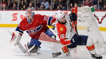 Price-nak és a Montrealnek sem jött össze a rekord