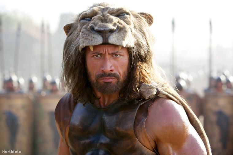 Sose felejtsük el Johnsont, mint Herkulest