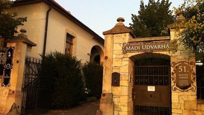 A Gault&Millau szerint idén a Mádi Udvarház az év étterme