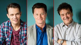 Ha az RTL Klub sorozata igazi lenne, akkor melyik pasit választaná?