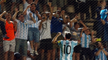 Argentína megkapta a legveszedelmesebb Messit