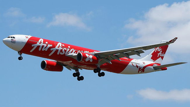 2017-től Budapestre repülhet az Air Asia