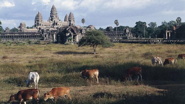 Új repteret építenek Angkorban