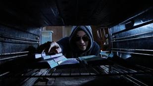 Ambrus Attila megijedt a bankrablós jelenetektől a róla szóló filmben