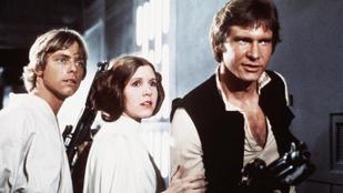 Carrie Fisher tagadja, hogy Harrison Ford rossz lett volna az ágyban