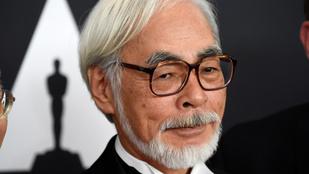 Íme a kis hernyó, aki miatt Hayao Miyazaki visszatér a nyugdíjból