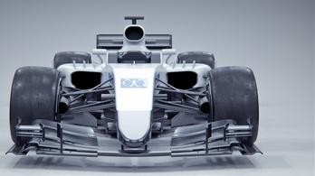 Megtervezték az első 2017-es F1-autót, de sosem fog versenyezni