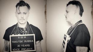 Ne dőljön be Johnny Depp rabosítási fotójának!
