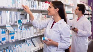Gyógyszertári krémek