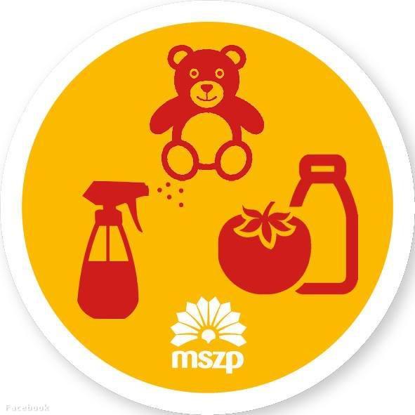 mszp-logó
