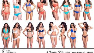 Klónok küzdenek a magyar Miss Universe-címért