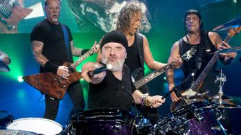 Elképesztően jó fej volt a Metallica