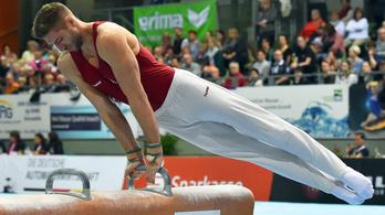 Berki Krisztián győzelemmel tért vissza a nemzetközi elitbe