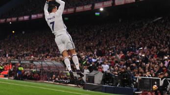 Hosszú Katinkát csak Ronaldo és Murray előzte meg