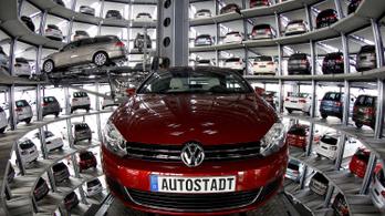 London is egy zsák pénzt követel a VW-től