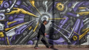 Graffiti-feliratok és a copyright - még a Mekit is beperelték